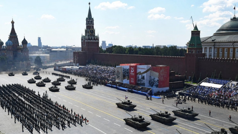 Russia's Delayed Victory Day Parade: A Grand Sales Pitch To Putin & To Foreign Customers