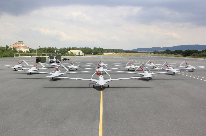 Azerbaijan To Purchase Turkish-Manufactured Combat Drones