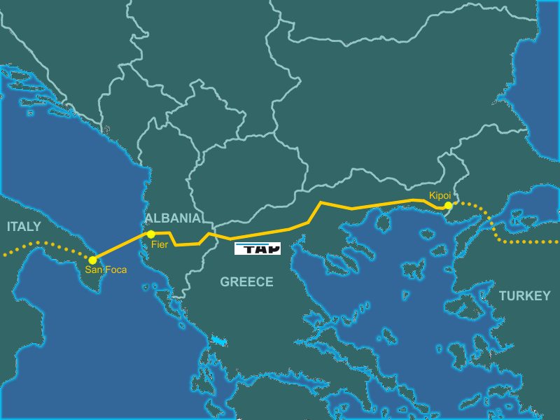 Where Does The TAP Gas Pipeline Project Stand to Date? The View From Baku