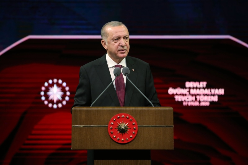 Turkey's Determination Brought Greece To Negotiating Table - Erdoğan