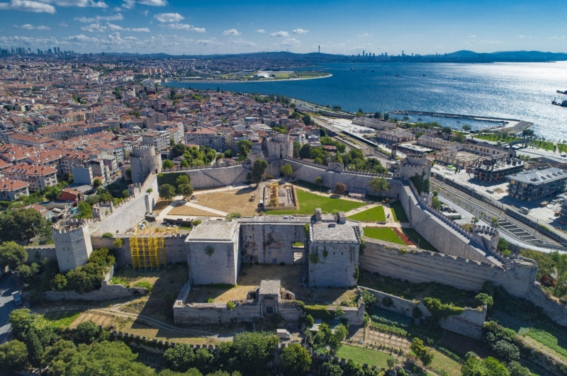 Fortress From Ottoman, Byzantine Eras To Become Istanbul's Most Glamorous Cultural Venue