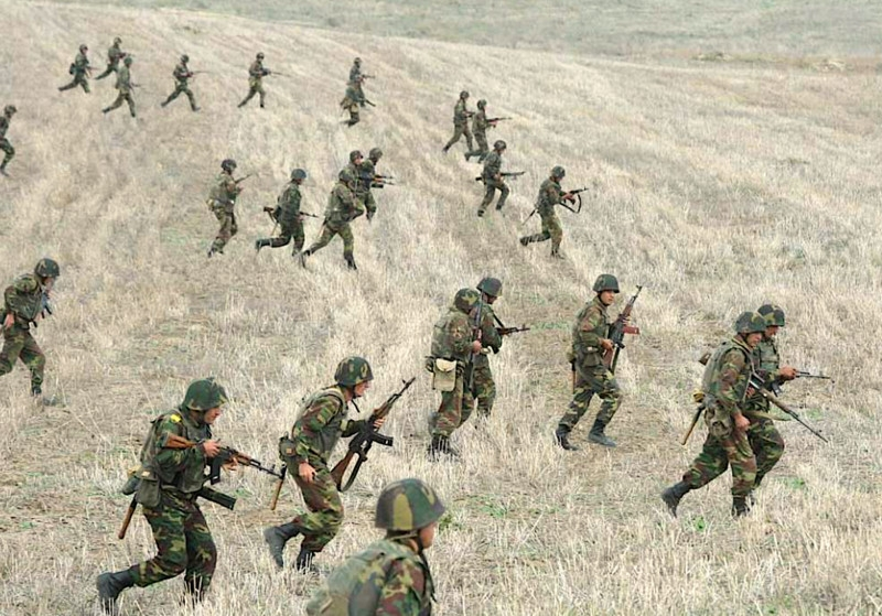Top Official Dubs Karabakh Op As Azerbaijan's Patriotic War, Urges End To 30-Year Occupation
