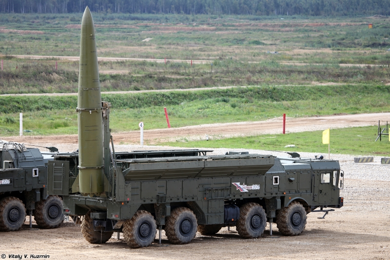 Armenia Threatens Azerbaijan With Use Of Ballistic Missiles