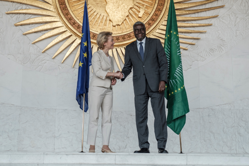 Europe's Pivot To Africa: Shaping The Future Of The Strategic Partnership