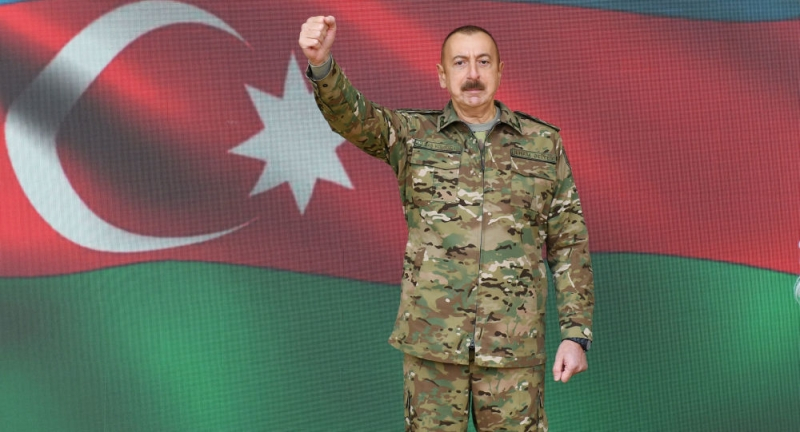 Azerbaijan Recaptures Strategic City Of Susa After 28-Year Occupation