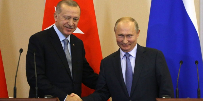 Are Turkish-Russian Relations Again Undergoing A Transformation?