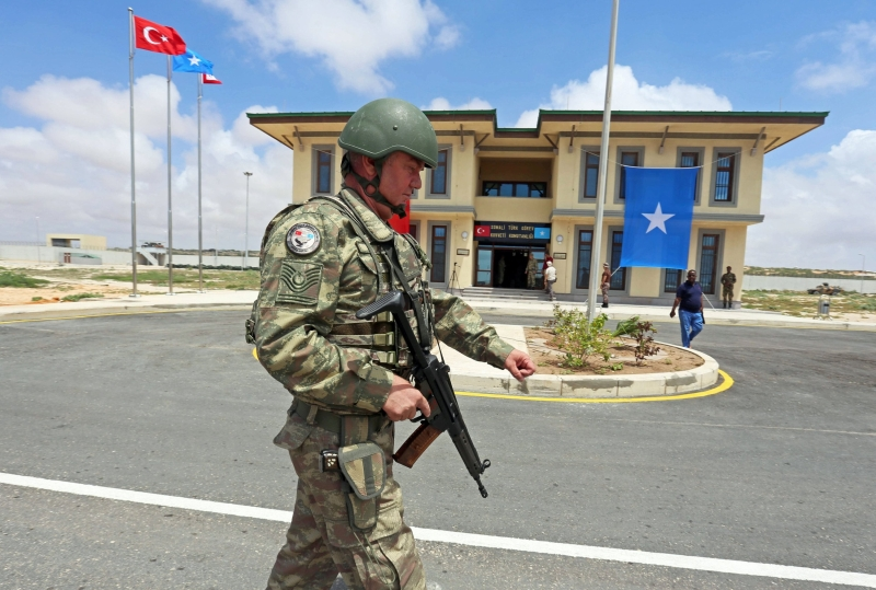 Turkey's `African Eagle' Trains Turkish-Speaking Troops In Somalia: Where Next?
