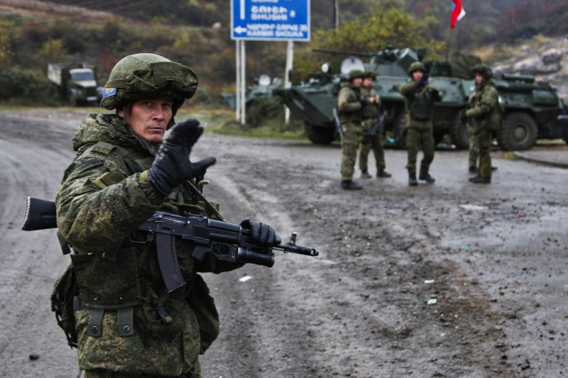 Calls For Withdrawal Of Russian Troops From Karabakh On The Rise