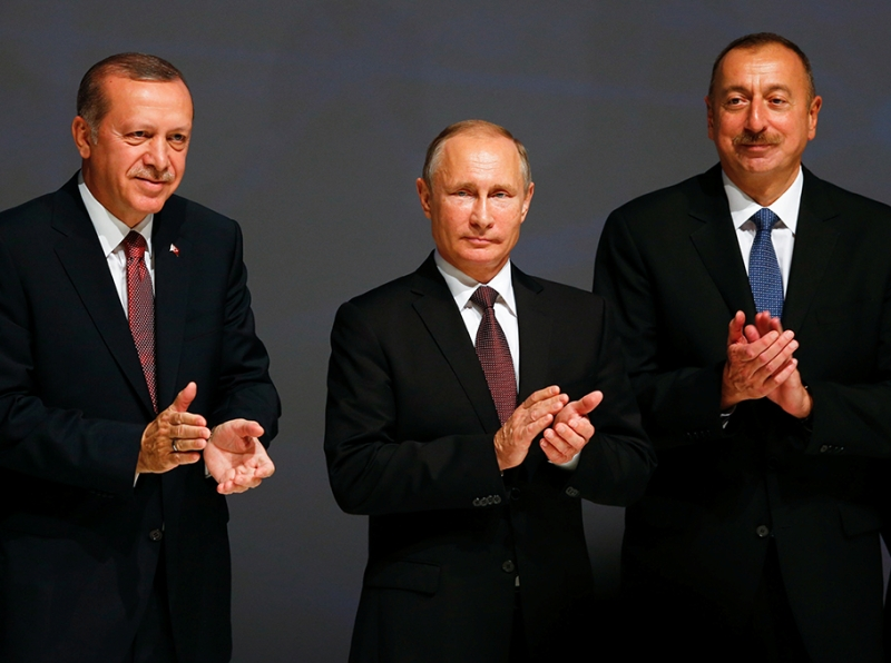 Azerbaijan-Turkey-Russia: A New Model Of Geopolitical Influence In The South Caucasus