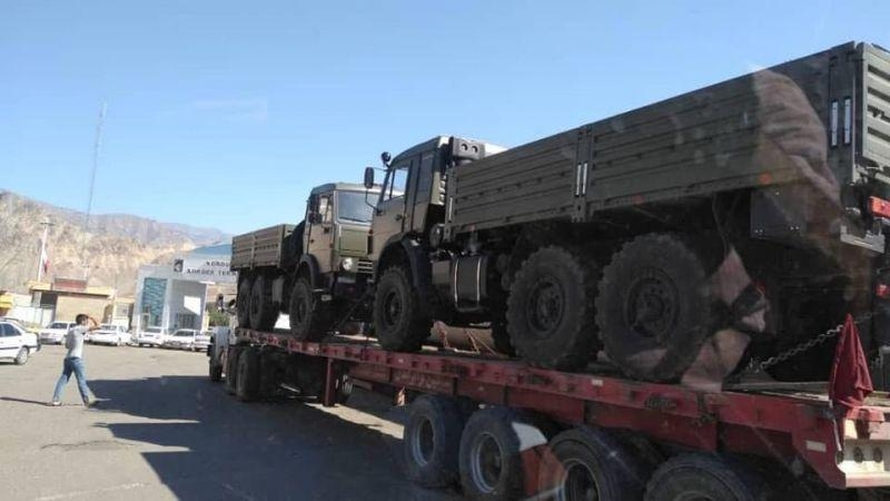 Why Iran Supplies Armenia with Arms?