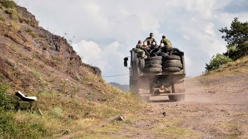 Unfinished Business in the Armenia-Azerbaijan Conflict