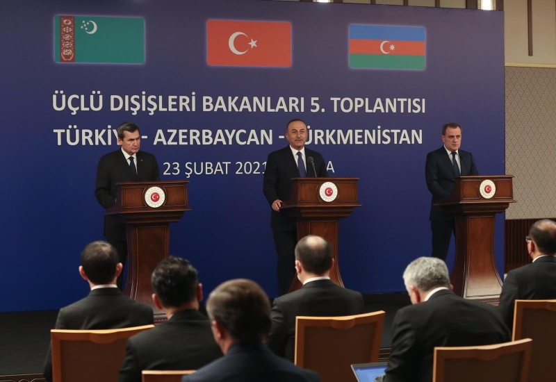 Turkey Expresses Readiness to Deliver Gas from Turkmenistan to Europe