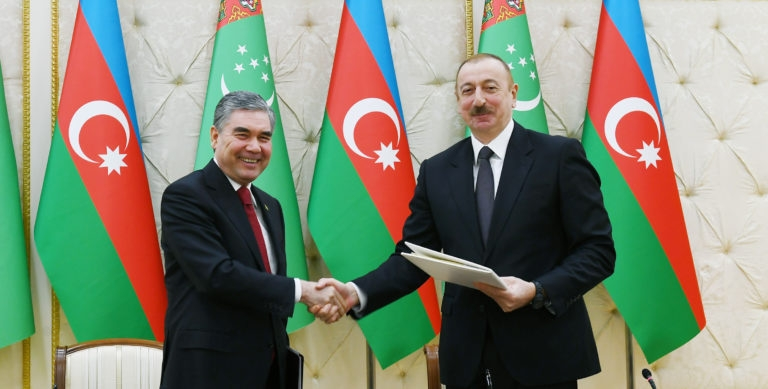 Baku-Ashgabat Accord Transforms Geopolitics of Caspian Region