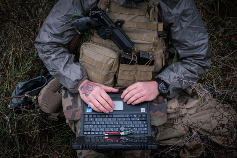 Hacked Drones And Busted Logistics Are Cyber Future of Warfare