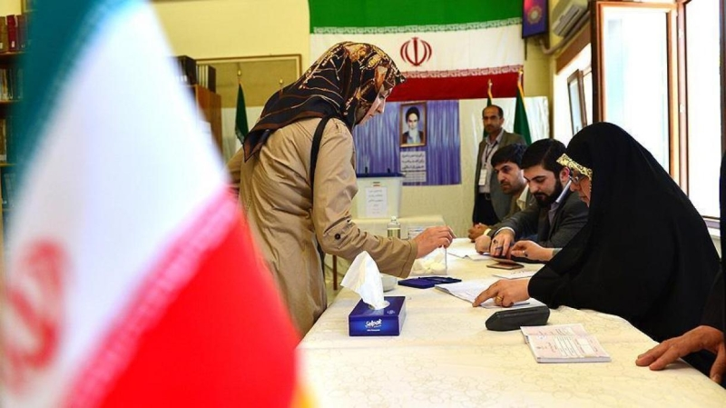 Iran Holds Presidential Election