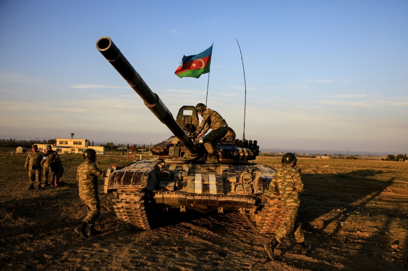 One Year Passes Since Bloody July Clashes Between Armenia & Azerbaijan