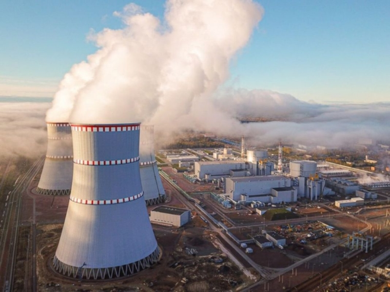 Russia's Promise Of Building Nuclear Plants In Africa