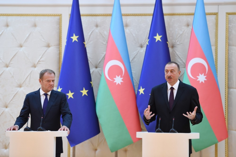 Comprehensive ties with EU pivotal only after rigorous respect for Azerbaijan's territorial integrity