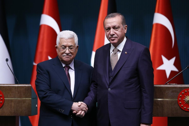Turkey wants to mobilize Muslim nations over Palestinian cause
