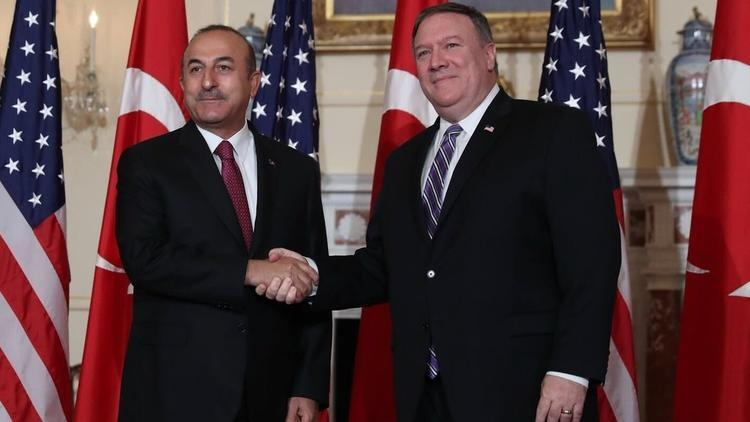 Washington & Ankara move to repair relations endangered by recent tension