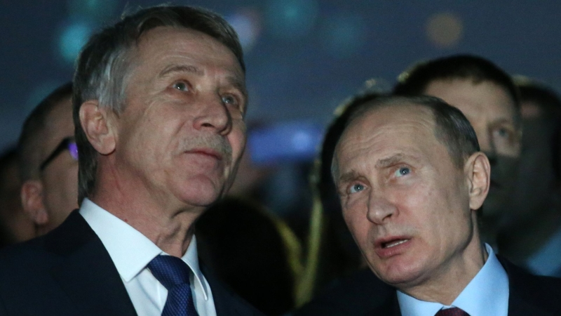 Russian oligarchs in the era of sanctions