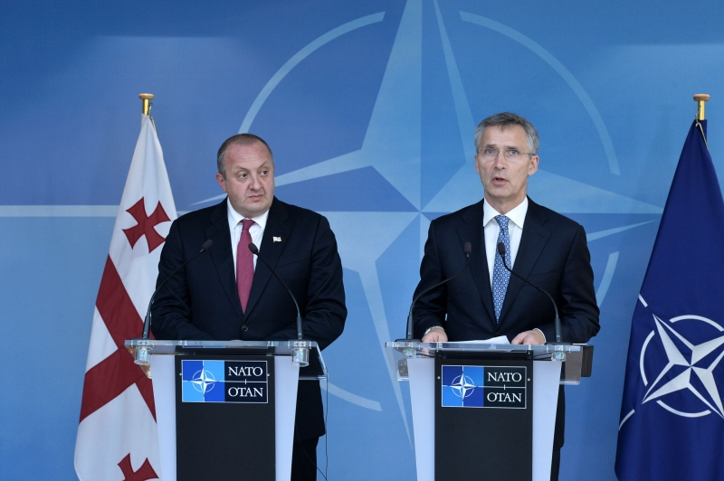 Decisive day for Georgia as hopes for positive outcome of NATO Summit in Brussels remain high