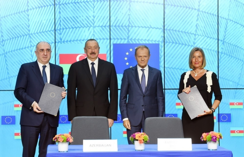 Azerbaijan & EU draw together positions on pivotal issues: What remains unanswered?