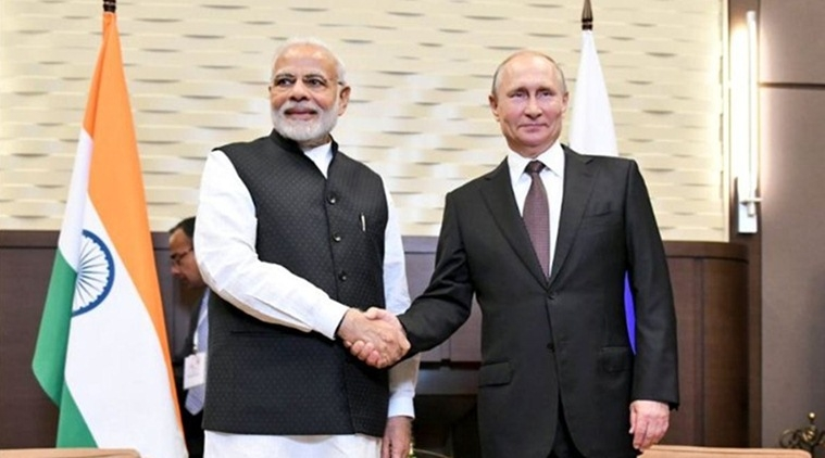 Selling Russian Arms In New Delhi: Seeking Revenue & Influence