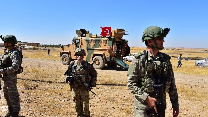 U.S., Turkey Launch Joint Patrols In Northeast Syria