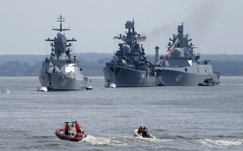 Ukraine & Georgia Viewed As Key Gateway For NATO To Gain A Foothold In The Black Sea