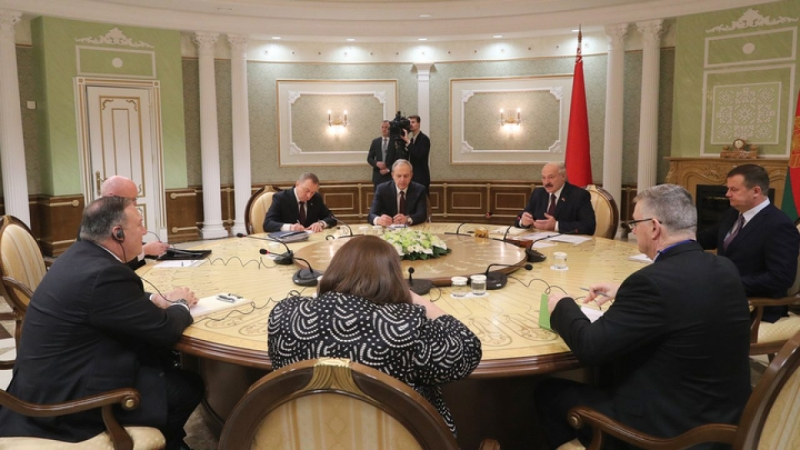U.S. State Secretary Pays A Rare Visit To Belarus As Ties With Top Ally – Russia – Chill