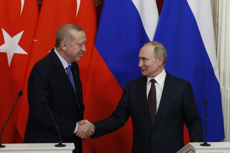 Turkey & Russia: Not Friends After All