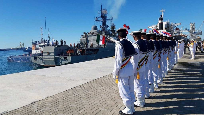 Iran Expanding Its Naval Presence In The Caspian