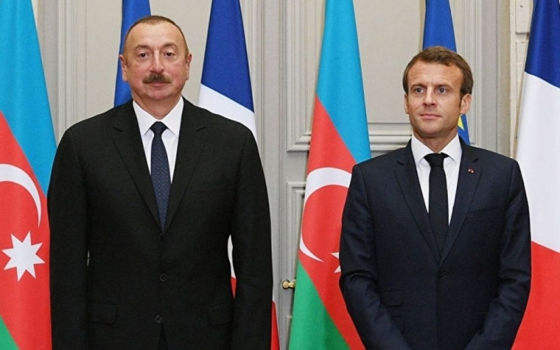 Azerbaijan's Determination To Liberate Own Lands Enrages France
