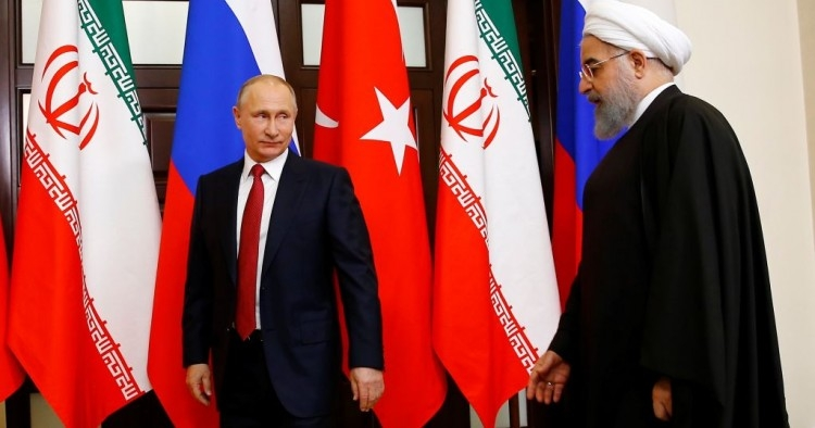 Moscow & Tehran Have No Choice But To Expand Cooperation After Qarabagh Declaration, Areshov Suggests