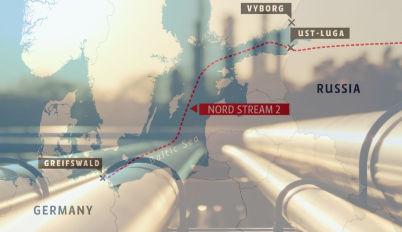 US and Germany Strike Nord Stream 2 Pipeline Deal